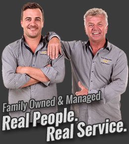 family owned real people